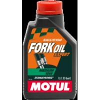 MOTUL Fork Oil Expert medium 10W 1 л.