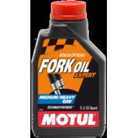 MOTUL Fork Oil Expert medium/heavy 15W 1 л.