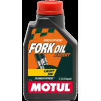 MOTUL Fork Oil Expert light 5W 1 л.