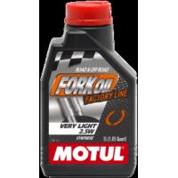 MOTUL Fork Oil very light Factory Line 2,5W 1 л.