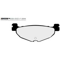 Тормозные колодки Nissin 2DS338