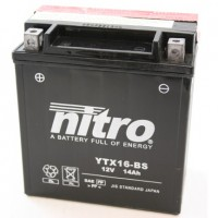 Nitro YTX16-BS