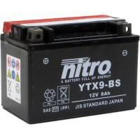 Nitro YTX9-BS